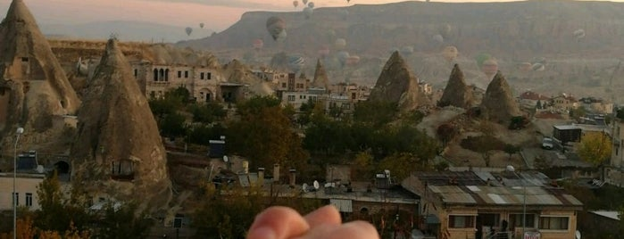 Cappadocia Inn Hotel is one of ba$akさんのお気に入りスポット.