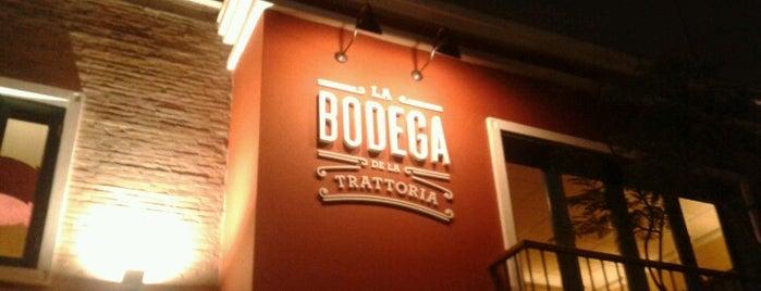 La Bodega de la Trattoria is one of Perú, Lima..