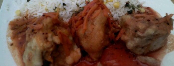 Syam is one of Ruta Vegetariana.