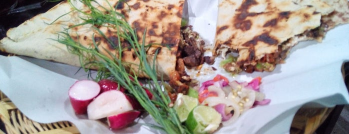 I ❤️ Tlayudas is one of Oaxaca.