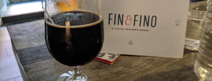 Fin & Fino is one of NC to try.