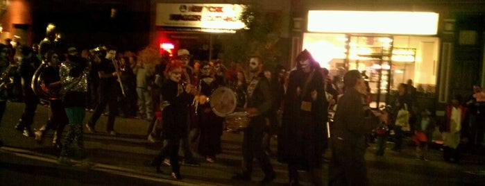 Bloomfield Halloween Parade is one of Experience Bloomfield!.