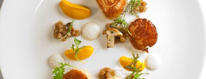 Aureole is one of NYC's 2016 Michelin-Starred Restaurants.