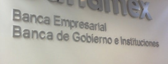 Torre Financiera Banamex is one of mis lugares.