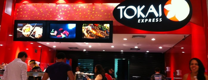 Tokai Express is one of Restaurantes.