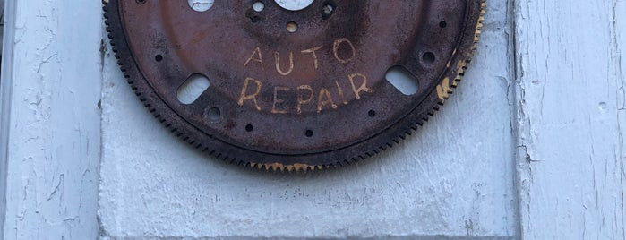 Incognito auto repair is one of 2nd Ring.