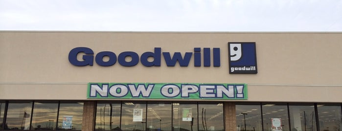 Goodwill is one of Need to know about. ........