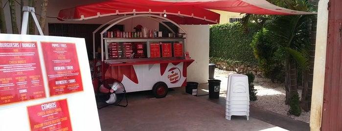 Canada Burger is one of Jimena'nın Kaydettiği Mekanlar.