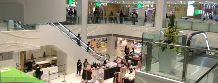 Tai Po Mega Mall is one of Orte, die Kevin gefallen.