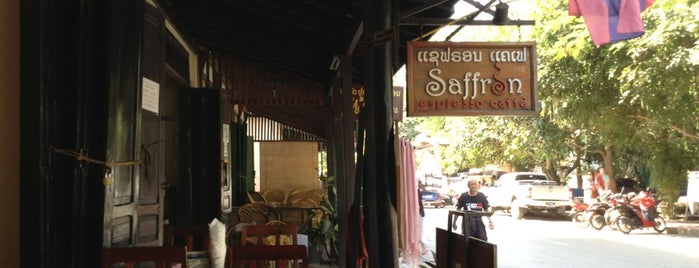 Saffron Cafe is one of To drink in Asia.