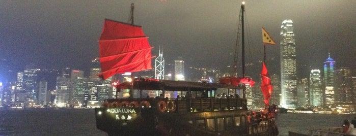 Aqua Luna is one of A quick trip to Hong Kong.