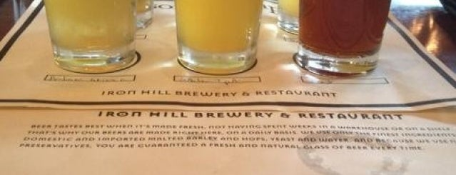 Iron Hill Brewery & Restaurant is one of Orte, die Chrissy gefallen.