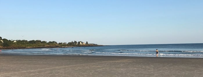 Higgin's Beach, On The Ocean is one of Portland, MAINE.
