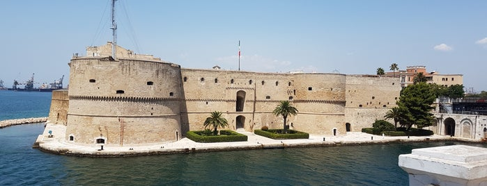 Taranto Vecchia is one of South Italy.