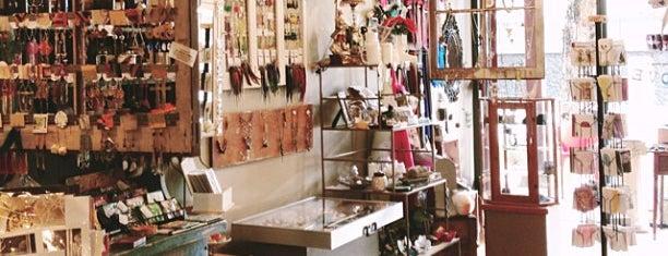 Redux Jewelry + Gallery is one of Portlandia.