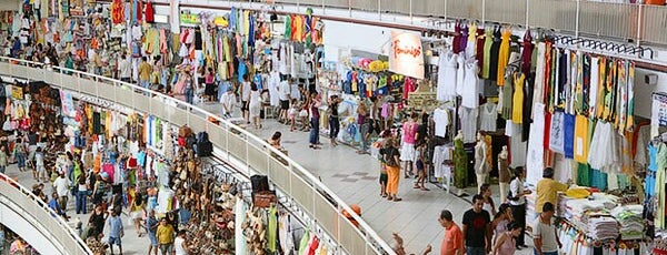 Mercado Central de Fortaleza is one of สถานที่ที่ Marcello Pereira ถูกใจ.