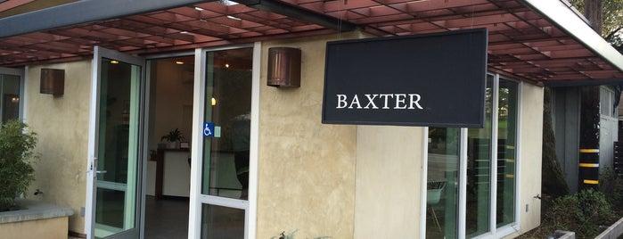 Baxter Winery is one of Tempat yang Disukai eric.