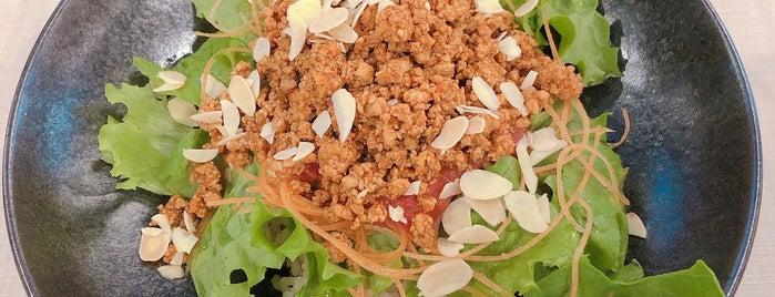 nu dish mousse Deli & Cafe is one of Vegan Tokyo.