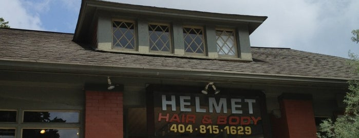 Helmet Hairworx is one of Posti salvati di Carl.