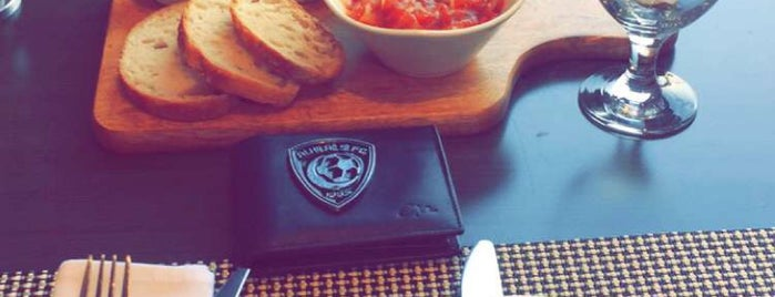 The Butcher Shop & Grill is one of Khobar.