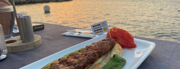 Göçtü Restaurant-Yalıkavak is one of Lugares favoritos de Özge.