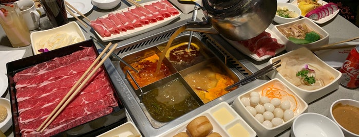 Haidilao Hotpot is one of New York To-Do.