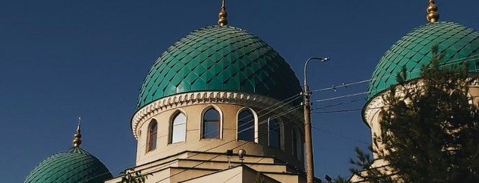Khoja Akhrar Mosque is one of Lieux qui ont plu à Vildan.