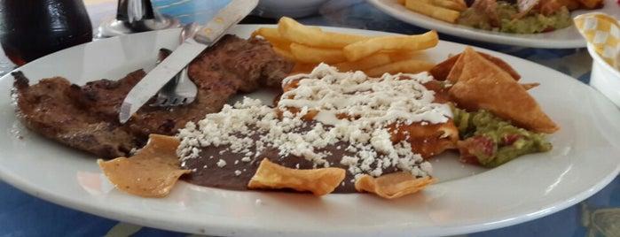 Restaurante Tinajas is one of Joaquin : понравившиеся места.