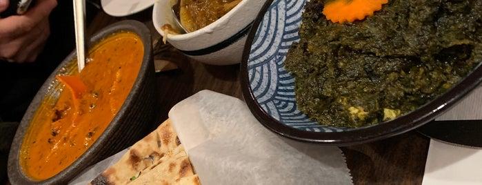 Keeva Indian Kitchen is one of Locais salvos de Paresh.