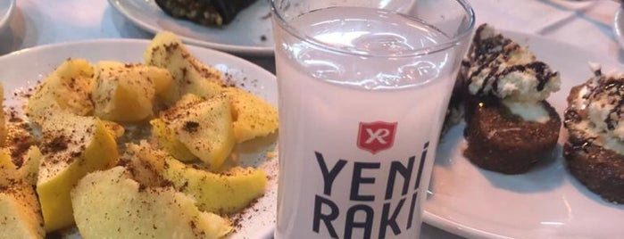 Tek Teke is one of İzmir.