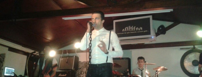 Mabolla Performance Club is one of Lugares favoritos de duygu.