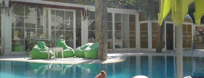 Elegance East Hotel / Luxury High Standard is one of Lugares favoritos de duygu.