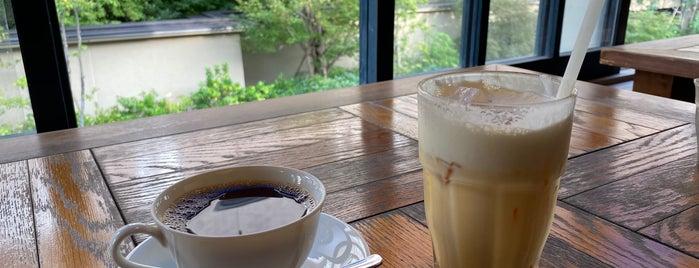 Kamogawa Cafe is one of Lieux sauvegardés par Diana.