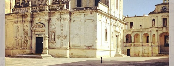 Duomo di Lecce is one of lecce.