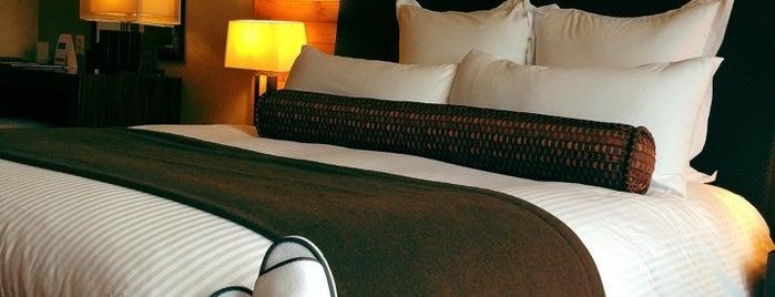 InterContinental Hotels Alpensia Pyeongchang Resort is one of Minnie'nin Beğendiği Mekanlar.