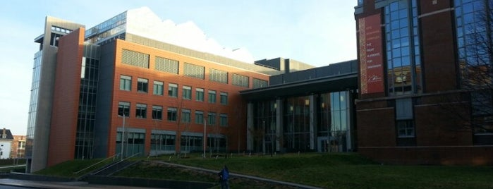 Life Sciences Complex is one of Campus Tour.