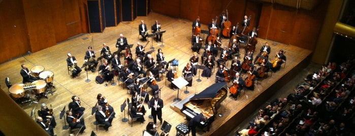 New York Philharmonic is one of LaGuardia High School and Environs.