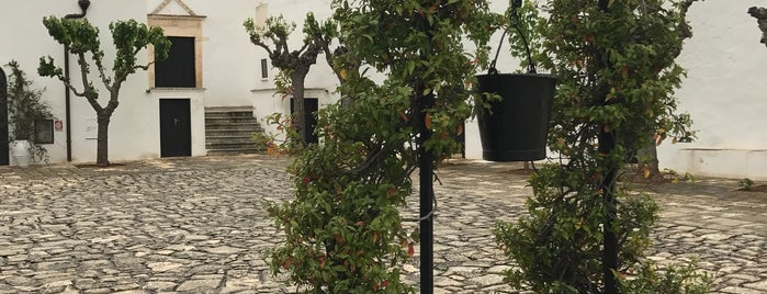 Masseria Montalbano is one of Orte, die Mela gefallen.
