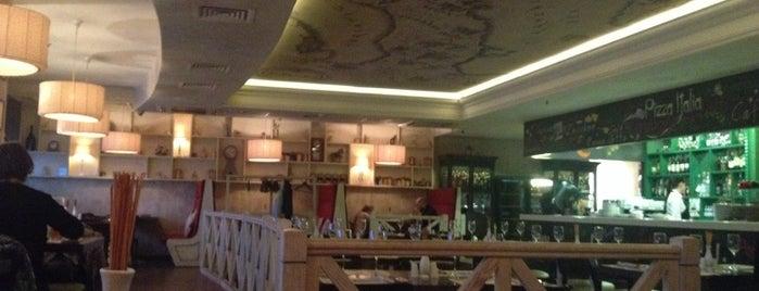 La Cucina is one of สถานที่ที่ Ann ถูกใจ.