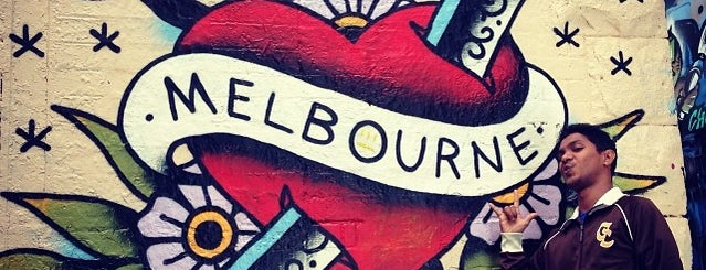 Hosier Lane is one of Explore the city of Melbourne.
