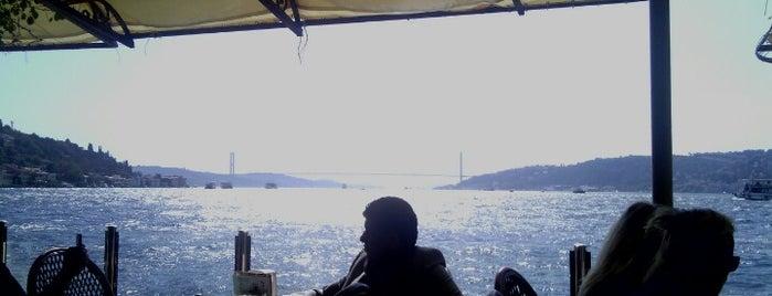 Erenler Nargile ve Çay Bahçesi is one of Istanbul places to visit.