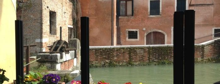 I Molini Del Dolo is one of Orte, die Stefan gefallen.