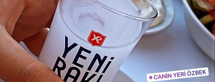 Can'ın Yeri is one of Urla.