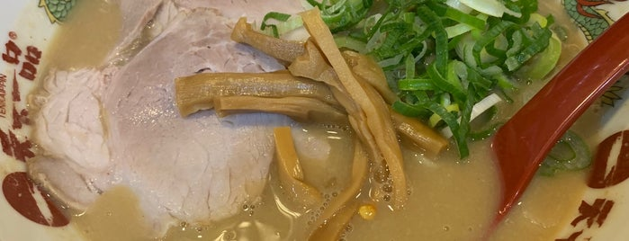 天下一品 西梅田店 is one of 天下一品全店巡り.
