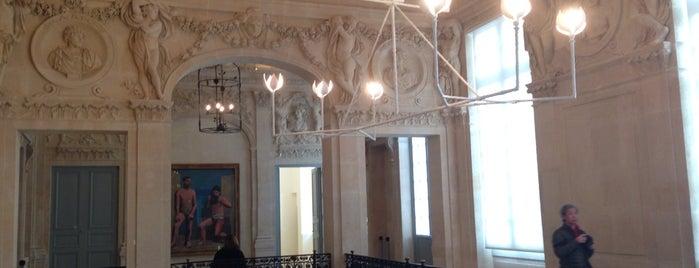 Musée Picasso is one of Paris, musées et sites.