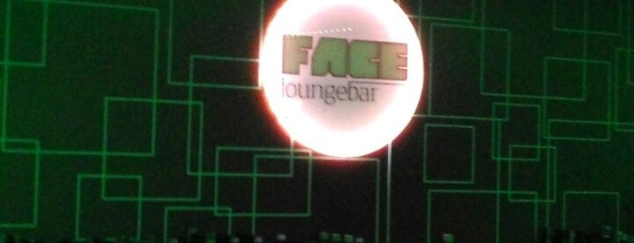 Face Loungebar is one of Gente.
