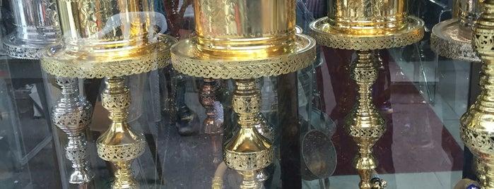 Elmas Nargile is one of Nargile Dükkanları.
