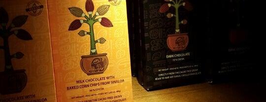 Choco-Story is one of Orte, die Cesar gefallen.