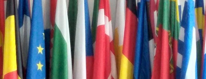 Представительство Европейского Союза в Российской Федерации is one of Офисы, в которых можно подписаться на фрукты (ч.2).