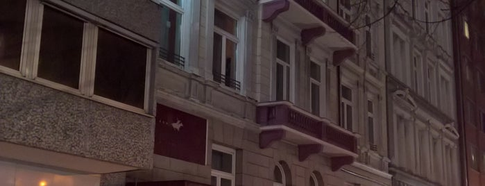 Hotel Polo is one of Locais curtidos por Oleksandr.